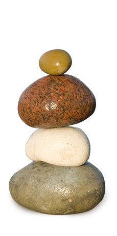Stein für Stein